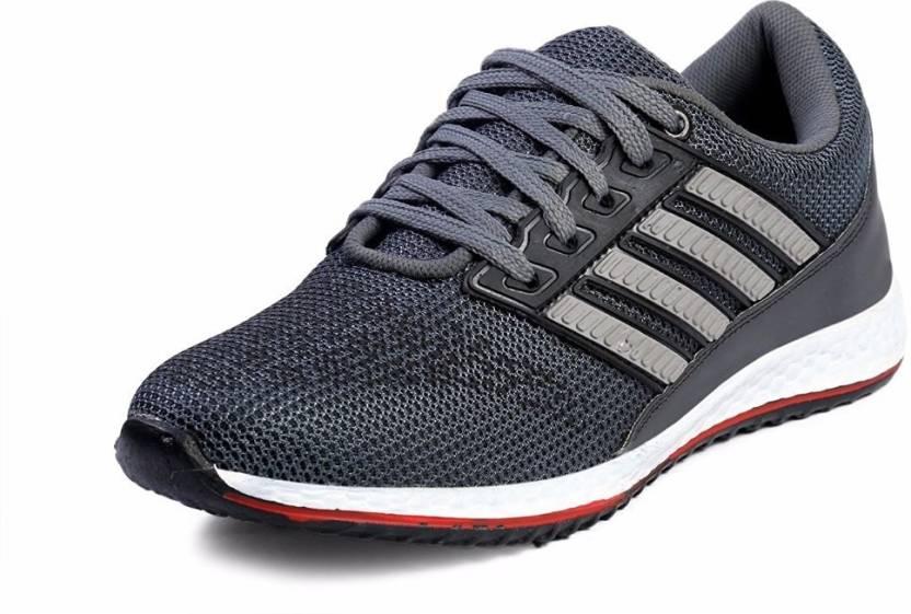 official photos 192f1 3d875 T-Rock Vision TRV-1002 Running Shoes For Men (Grey)