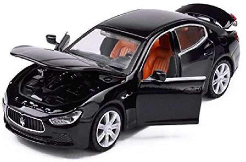 Generic KMT Alloy Diecast Car Models Maserati Ghibli Car