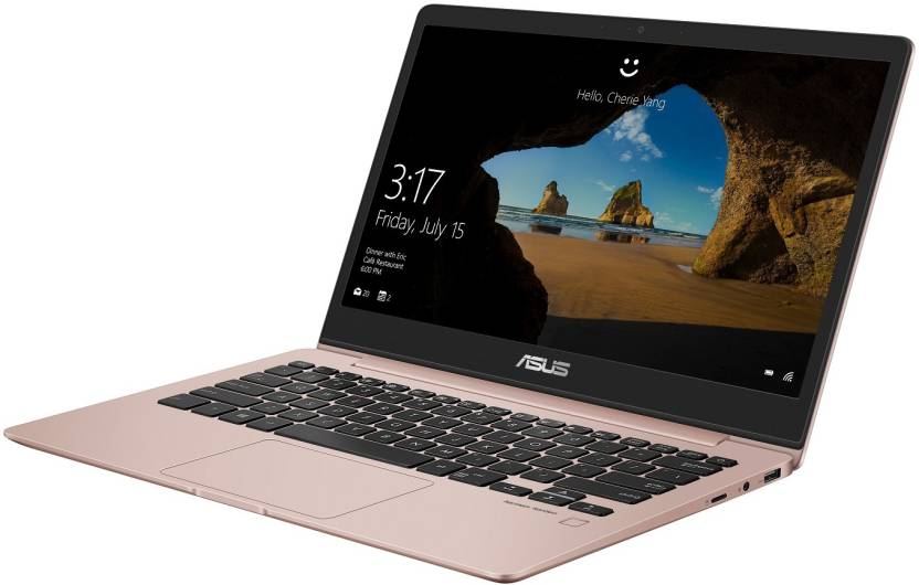 Asus ZenBook 13 Core i5 8th Gen - (8 GB/512 GB SSD/Windows 10 Home) UX331UAL-EG058T Thin and Light Laptop(13.3 inch, Rose Gold, 0.98 kg)