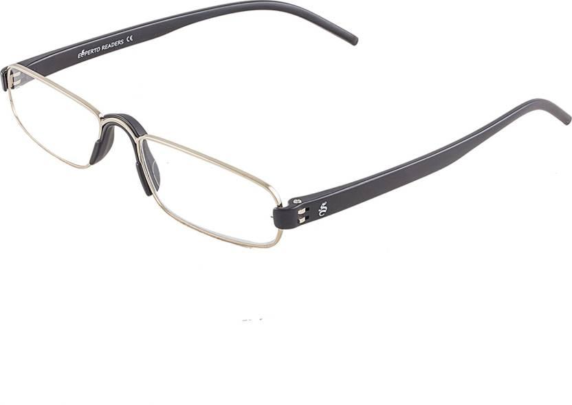 2e7c4856ac9 Esperto Readers Full Rim (2.50) Rectangle Reading Glasses Price in ...