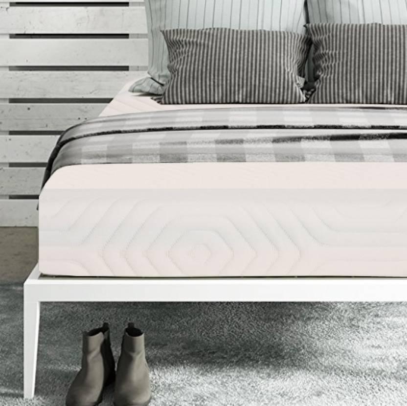 Sleep Spa Premium Orthopedic Memory Foam 10 Inch Double Mattress Price In India