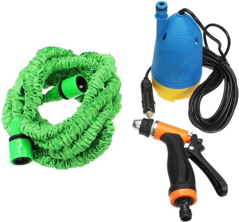 Car Washer United Multi Functional High Pressure Self-priming Electric Water Auto Car Washer Wash Machine Pump Spray Gun Cleaning 12v Back To Search Resultsautomobiles & Motorcycles