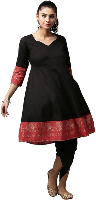 b8267e871 Aks Women Dhoti   Kurta Set - Buy Aks Women Dhoti   Kurta Set Online at  Best Prices in India