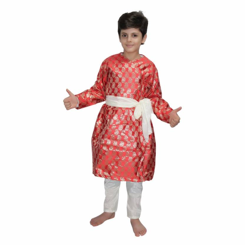 3309a7985 Kaku Fancy Dresses Gujrati Boy fancy dress for kids,Indian State  Traditional Wear for Annual