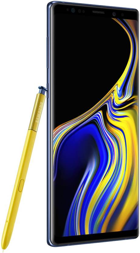 Samsung Galaxy Note 9 (Ocean Blue, 512 GB)(8 GB RAM)