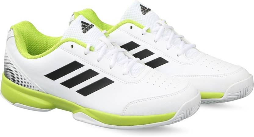 san francisco bda8c b27d9 ADIDAS RACQUETTES Tennis Shoes For Men (White)
