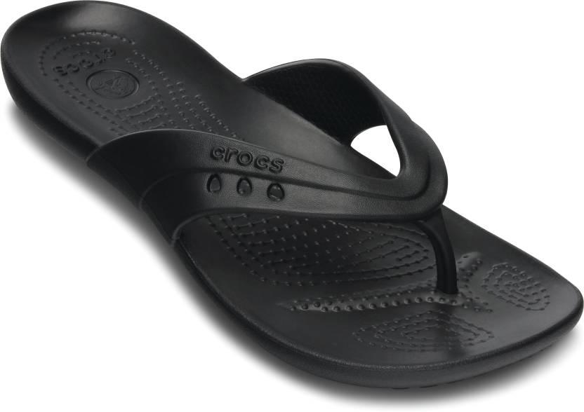 689dd73575 Crocs Kadee Flip-flop Women Slippers - Buy Crocs Kadee Flip-flop ...