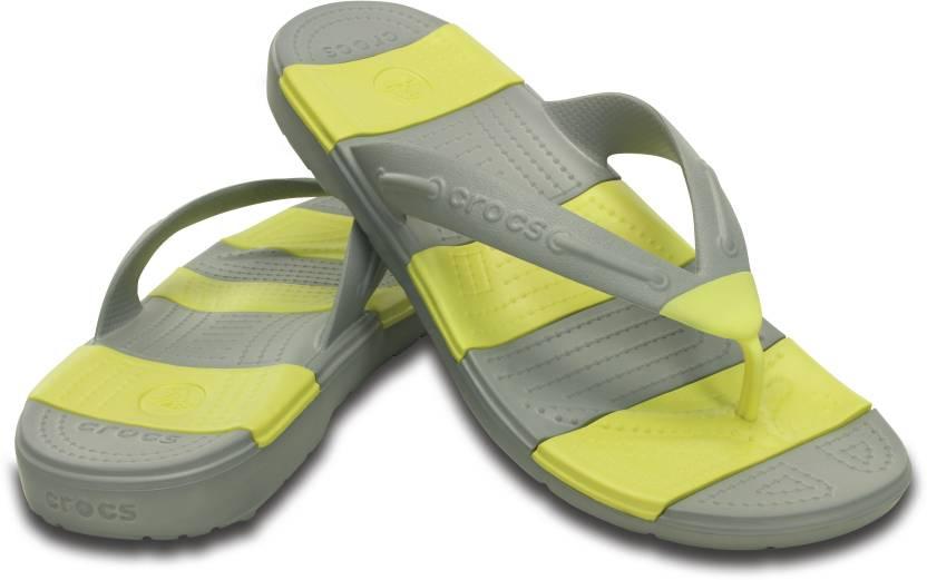 2d560a7cd Crocs Flip Flops - Buy 15335-0AK Color Crocs Flip Flops Online at Best  Price - Shop Online for Footwears in India