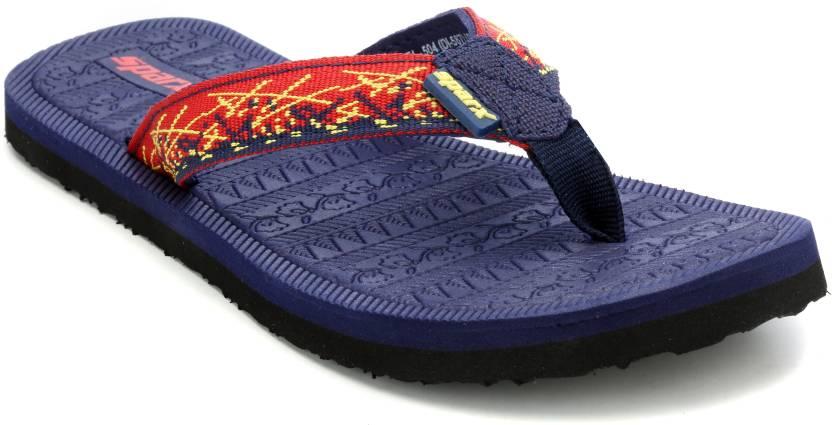 836b970d1b2 Sparx Women SFL-504 Navy Blue Flip Flops - Buy Sparx Women SFL-504 Navy  Blue Flip Flops Online at Best Price - Shop Online for Footwears in India  ...