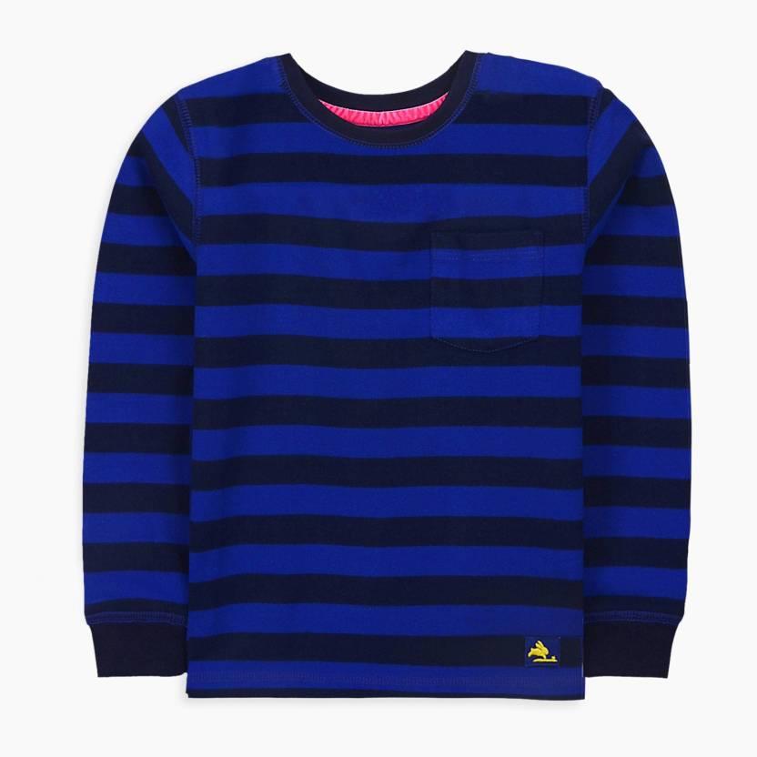 c3e28cb9 Cherry Crumble California Full Sleeve Striped Boys & Girls Sweatshirt - Buy Cherry  Crumble California Full Sleeve Striped Boys & Girls Sweatshirt Online at ...