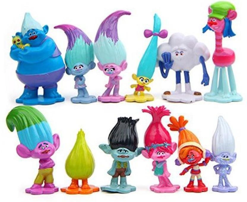 Trolls PRINCESS POPPY Soft Plush Toy 55 cm Dreamworks Trolls Film