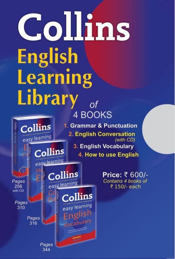 SET- COLLINS DICTIONARY(4 BOOKS): Buy SET- COLLINS