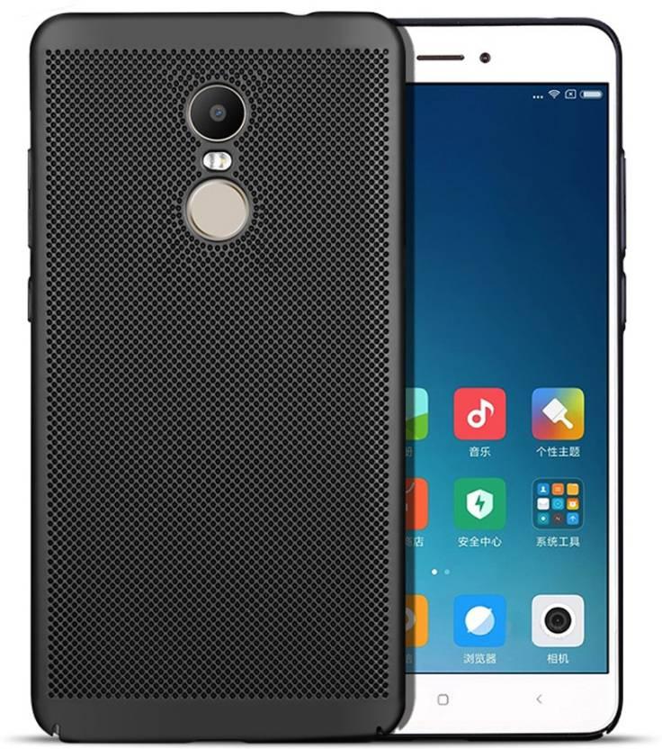 Random Gadgets Back Cover for Matte Finish Xiaomi Redmi Note 5 Black Dotted Case (Classy Black, Dot View, Plastic)