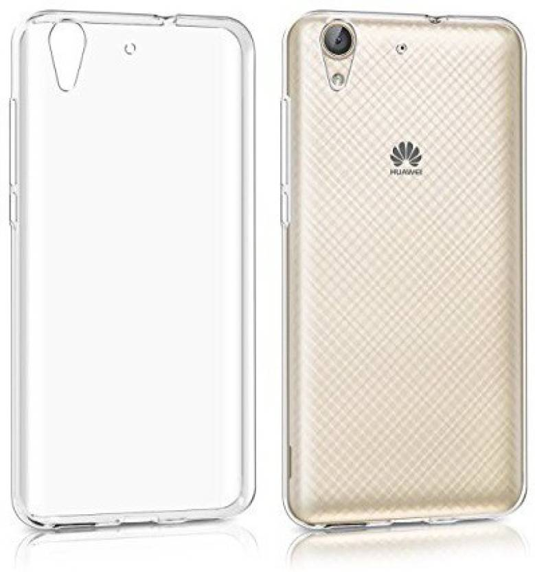 new product 69e6b 5d47f Voicair Back Cover for Huawei Honor Y6 II - Voicair : Flipkart.com