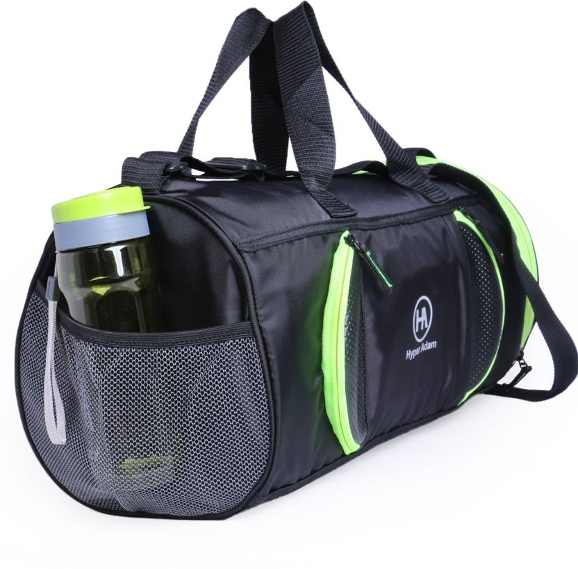 Hyper Adam 17 Inch Duffel Bag Gym With Shoe Compartment Fitness