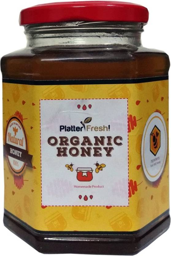 Platter Fresh Pure Organic Raw Honey Price in India - Buy