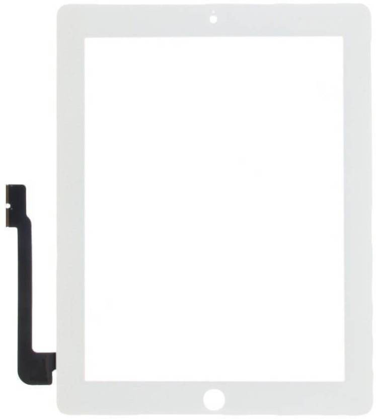 Richuzers Touch Screen Digitizer for Apple iPad 3 Black (3rd