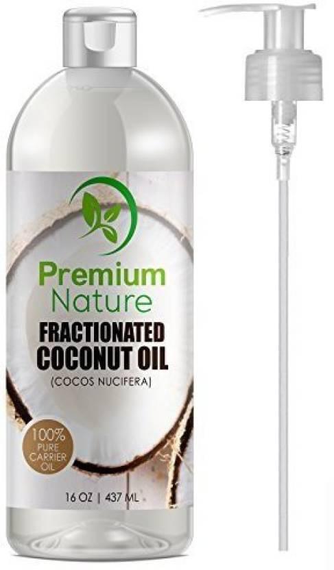 Premium Nature Fractionated Coconut Oil Massage Oils - Liquid Mct