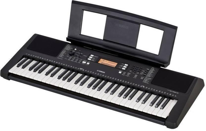 Yamaha E363 PSR-E363 Digital Portable Keyboard  (61 Keys)