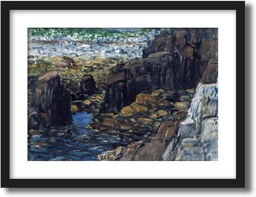 Artcentral Appledore No 2 1912 Painting By Frederick Childe Hassam