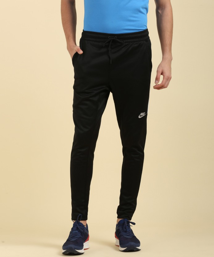 Nike Anatol Solid Men's Black Track