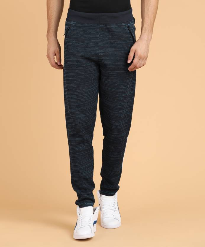e62cfea1a40e ADIDAS Self Design Men Dark Blue Track Pants - Buy Blue ADIDAS Self Design  Men Dark Blue Track Pants Online at Best Prices in India