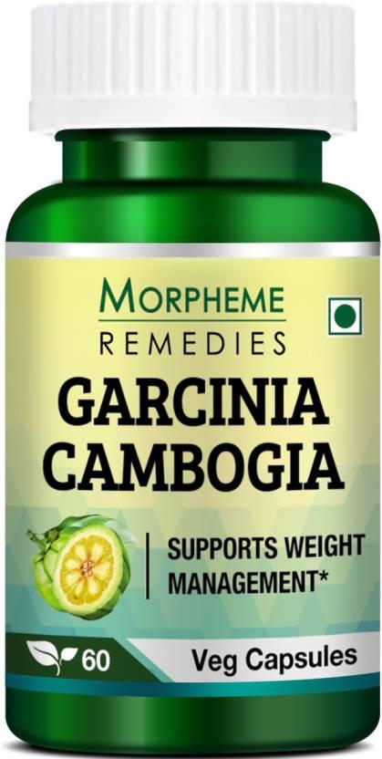 Morpheme Remedies Garcinia Cambogia Extract Hca 60 500mg