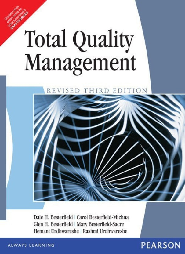Managing For Quality And Performance Excellence 7th Edition Pdf