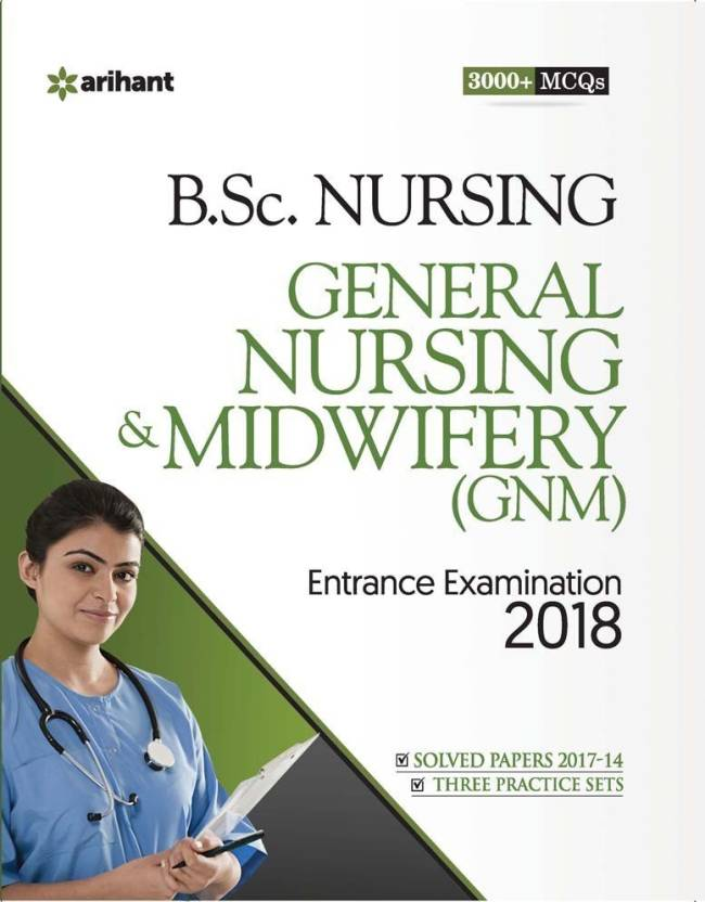 General Nursing and Midwifery Entrance Examination: Buy General