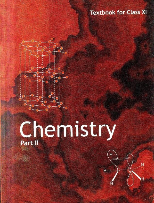 Chemistry Part II Class XI: Buy Chemistry Part II Class XI