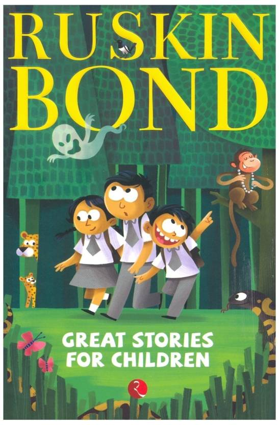 Great Stories for Children  (English, Paperback, Ruskin Bond)