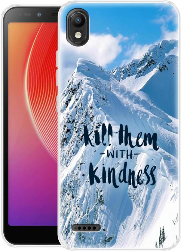new concept 42ba8 ee52c Flipkart SmartBuy Back Cover for Infinix Smart 2