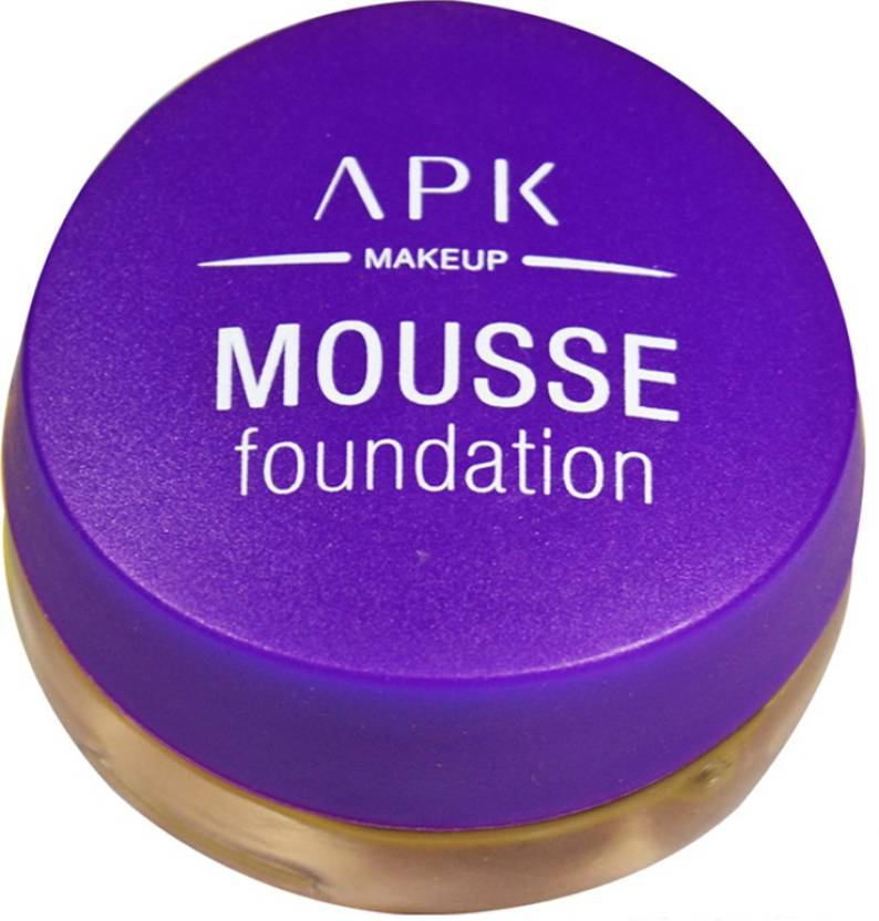 APK Matte Mousse Foundation PK22-01 Foundation - Price in India, Buy