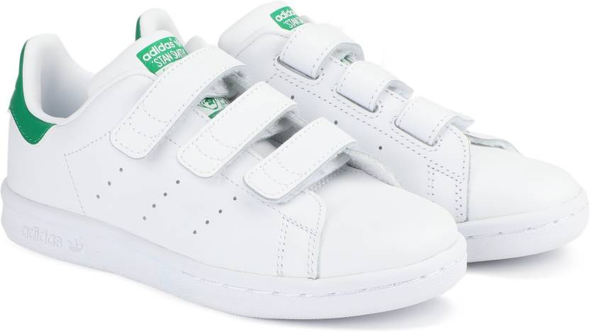 ADIDAS ORIGINALS Boys   Girls Velcro Sneakers Price in India - Buy ... 0aaa4ed83