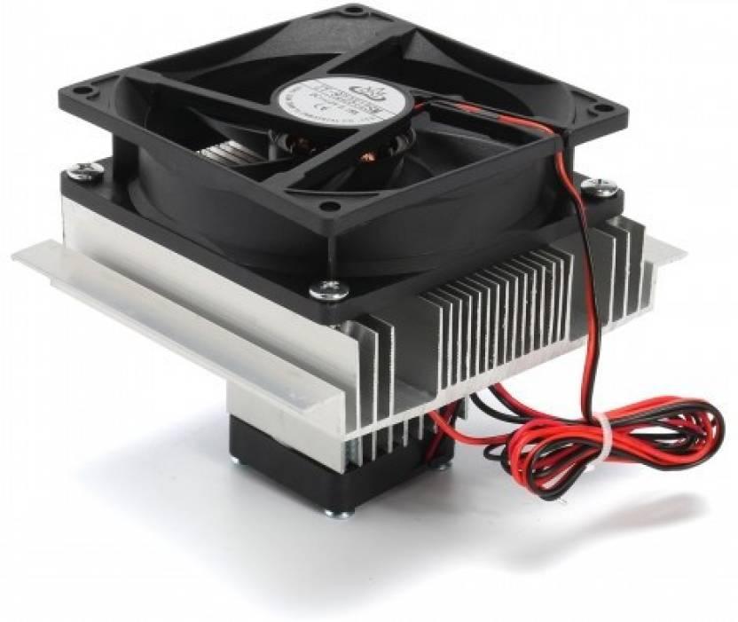 Generic 12V Thermoelectric Peltier Refrigeration Cooler Fan Heatsink Kit  Laptop Heat Sink