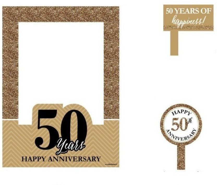 Theme My Party Photo Frame For Your Anniversary Photo Booth