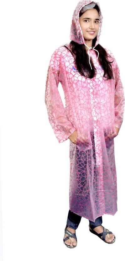 048af1775 AD   AV Self Design Girls Raincoat - Buy AD   AV Self Design Girls ...