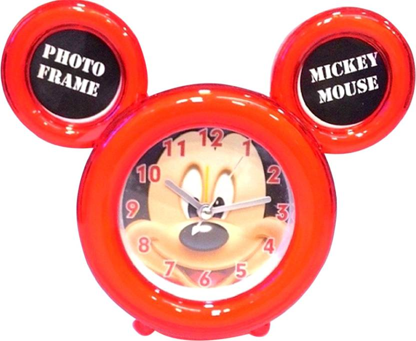 Marvelous Gifts Analog Red Clock Price in India - Buy