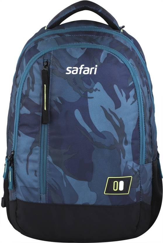 baa25ec8fb95 Safari Warfare 30 L Laptop Backpack Teal - Price in India