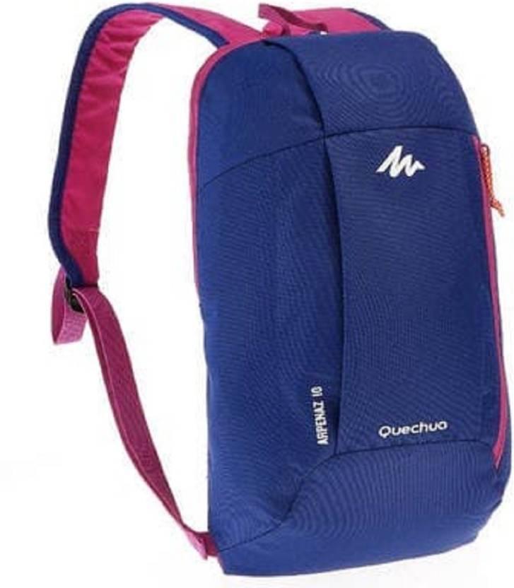 884bcf1343d18 QUECHUA BY DECATHLON Arpenaz 10 Ltr Mint Blue Waterproof Backpack (Blue 10  L) Waterproof Backpack