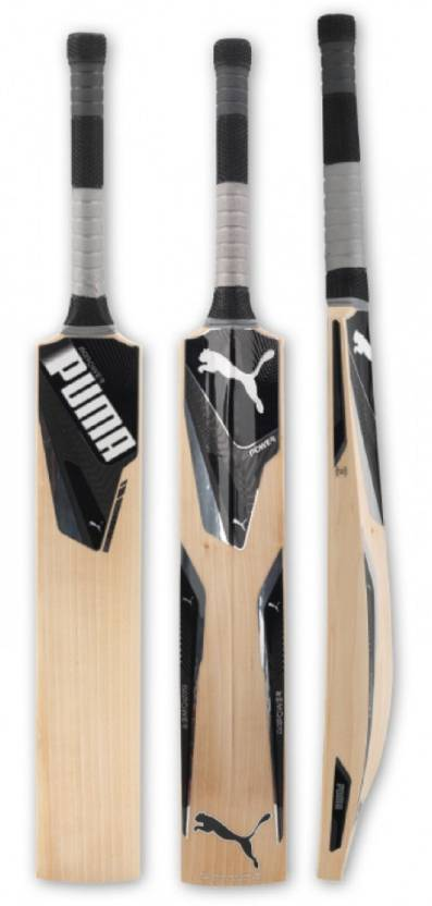 Puma Evopower Black Edition Stealth Kashmir Willow Cricket Bat - Buy ... eafd32f8e4