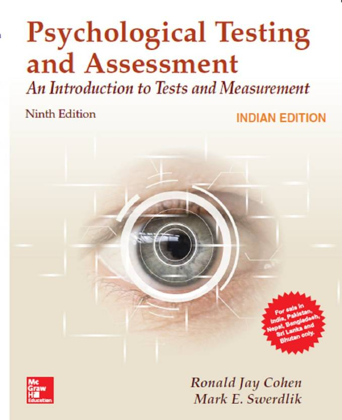 Psychological Testing and Assessment, 9/e: Buy Psychological Testing