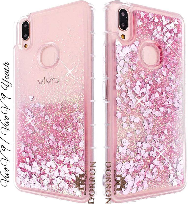 separation shoes 03f76 66c5d DORRON Back Cover for Vivo V9, Vivo V9 Youth