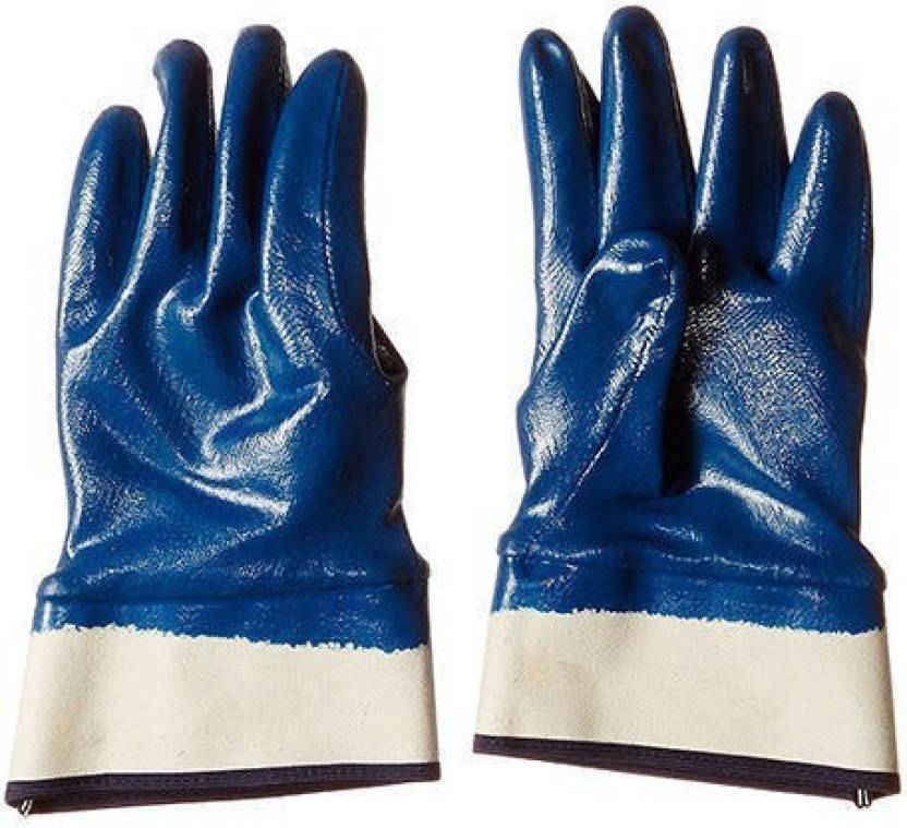 Midas 9912 Nitrile Safety Gloves Price in India - Buy Midas