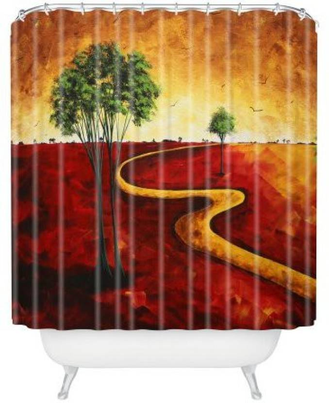 Generic Deny Designs Madart Road To Nowhere 2 Shower Curtain 69 X 72