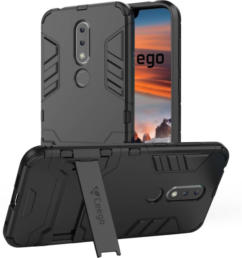 release date: 05ae2 ed135 Ceego Back Cover for Nokia 6.1 Plus