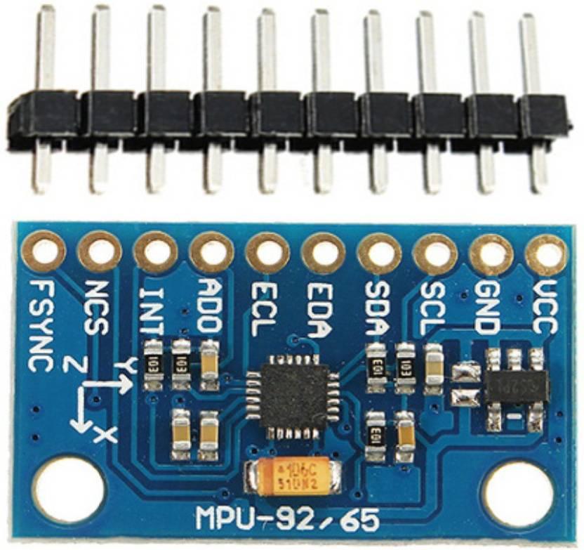 KitsGuru 9DOF MPU-9250 9 Axis Accelerometer Gyroscope