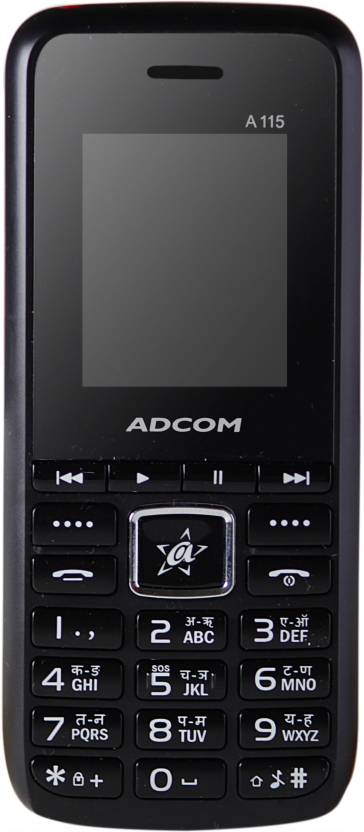 Adcom A115 Voice Changer Phone, Dual SIM Online at Best Price Only
