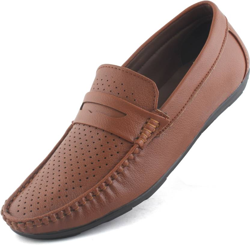 517065cb07d TASSO Leather Loafers Shoes For Men Casuals For Men - Buy TASSO ...