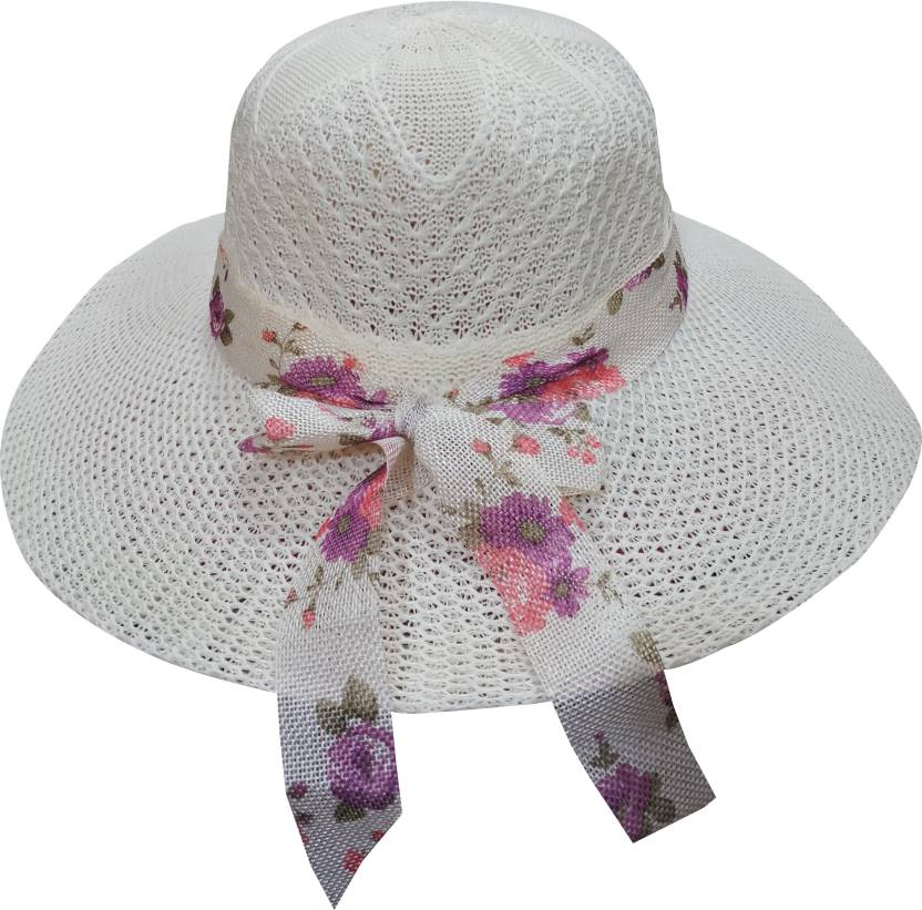 Hims Beach Sun Hat for Women and Girl Cap - Buy Hims Beach Sun Hat for  Women and Girl Cap Online at Best Prices in India  0cd400f5542